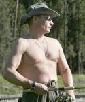 most buff Russian dictator ever