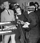 The last performance of the Lee Harvey Oswald Band