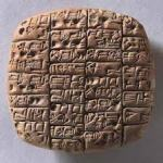 cuneiform - the first writing