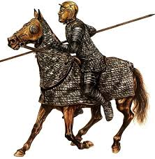 "Late Roman ""Heavy"" Cavalry"