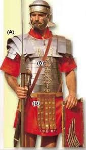 Traditional Roman Infantry