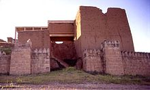 Nineveh - restored gate