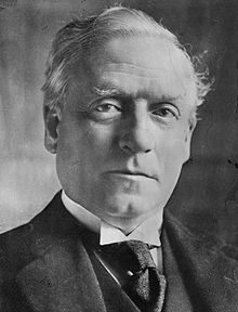 British PM Herbert Asquith