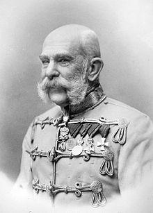 Franz Joseph I 1910