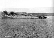 The Bouvet sinking
