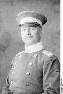 Genera Paul von Lettow-Vorbeck