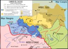 The Caucasus front
