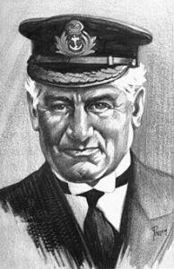 Admiral John de Robeck