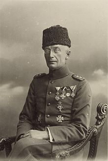 Baron Kress von Kressenstein