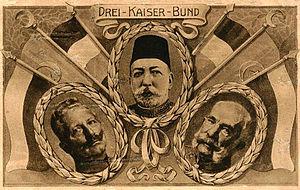 Der Drei Kaiser Bund