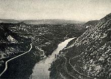 Isonzo river