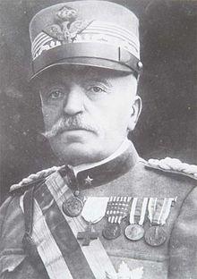 Count Cadorna