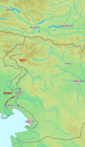 The Isonzo Front