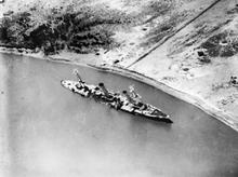 SMS Königsberg scuttled