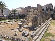 Ruins of Syracuse