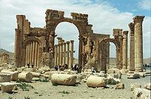 Palmyra  street