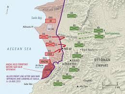 The allied failure at Suvla Bay