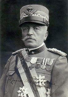 "General Luigi Cadorna ""The men just need to fight harder."""