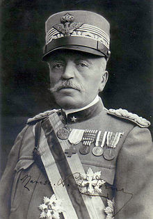 "General Luigi Cadorna ""The fourth time is the charm."""