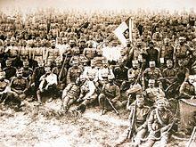 Serbs on Corfu