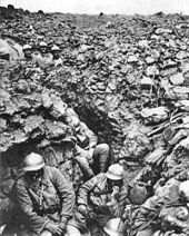 French regiment at Verdun