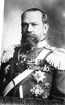 General Alexei Evert