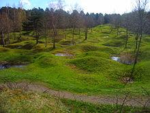 Verdun battlefield a century later