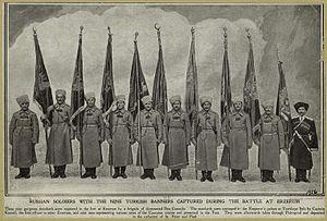 Russians in Erzurum