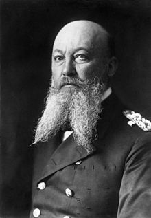 Grand Admiral Alfred von Tirpitz