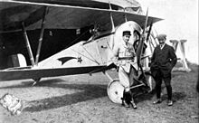Early 1916: French Nieuport 11