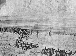 Turkish lines at Kut