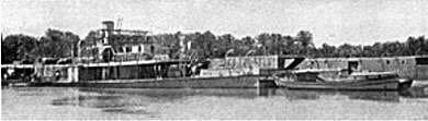 HMS Julnar before her last journey