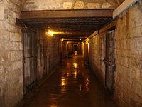 Inside Fort Douaumont