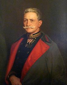 General Franz von Hötzendorf