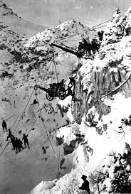 Fighting in the Alps