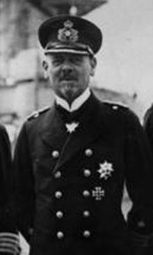 Vice Admiral Franz Hipper