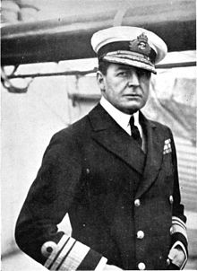 Vice Admiral David Beatty