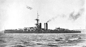 HMS Iron Duke - Jellicoe's flagship