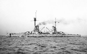 SMS Friedrich der Grosse - Scheer's flagship