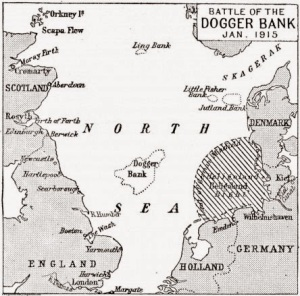 Dogger Bank and the Helgoland Bight