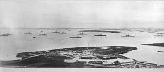 The High Seas Fleet at Scapa Flow