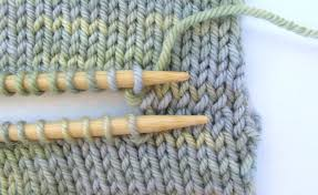 The Kitchener stitch