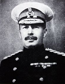 South African General Henry Lukin