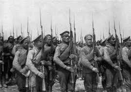 Evert's men - future corpses and revolutionaries