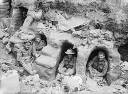 Life in the trenches - British