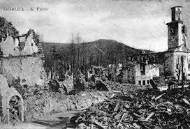 Gorizia after capture