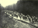 Romanian troops in Transylvania