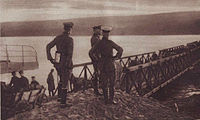 Mackensen crossing the Danube