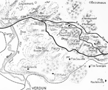 "The ""First Offensive Battle of Verdun"""