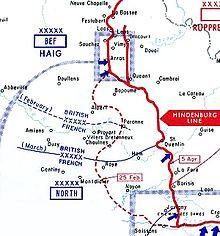 Hindenburg/Siegfried Line